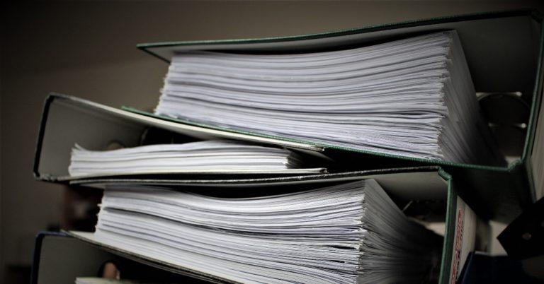Декларация за липса на дейност се подава еднократно, а не ежегодно